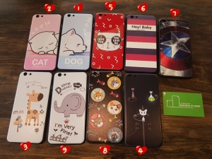 Ốp hình Cute iPhone 6S Plus